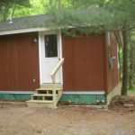 Trout Cabin - Side View